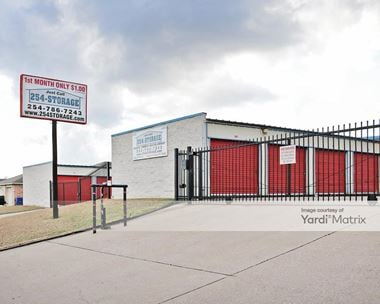 Storage Units for Rent available at 1804 South FM 116, Copperas Cove, TX 76522