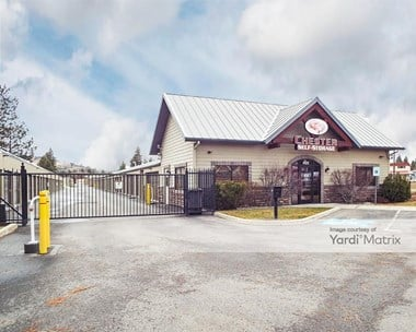 Storage Units for Rent available at 4128 South Bowdish Road, Spokane Valley, WA 99206 Photo Gallery 1