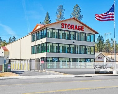 Image for Storage Solutions - 4200 South Cheney Spokane Road, WA