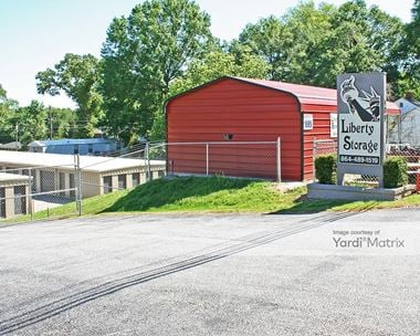 Storage Units for Rent available at 403 Pacolet Hwy, Gaffney, SC 29340