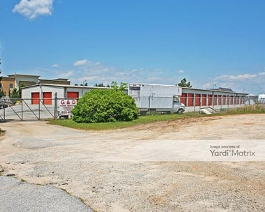 Image for G & D Storage - 128 Commerce Blvd, SC
