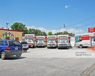 Storage Units for Rent available at 1961 East Main Street, Easley, SC 29640 Photo Gallery 1