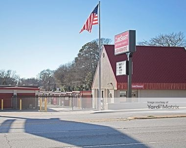 Storage Units for Rent available at 1625 North Main Street, Anderson, SC 29621