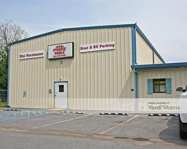Image for AAA Storage World - 2400 New Cut Road, SC