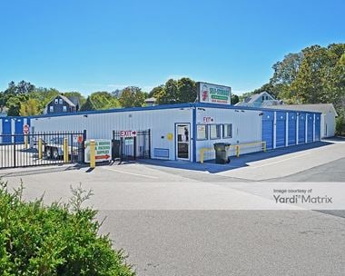 Storage Units for Rent available at 960 Bank Street, New London, CT 06320
