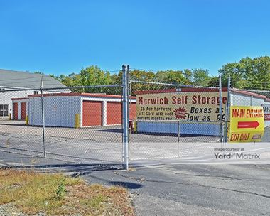 Storage Units for Rent available at 1 South Golden Street, Norwich, CT 06360