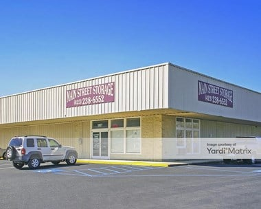 Storage Units for Rent available at 5827 Main Street, Ooltewah, TN 37363 Photo Gallery 1