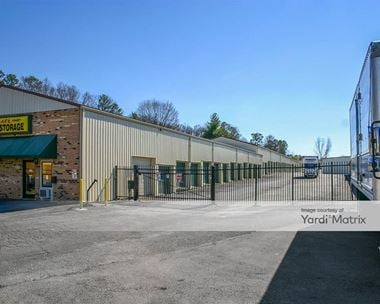 Storage Units for Rent available at 1453 Guthrie Drive NW, Cleveland, TN 37311