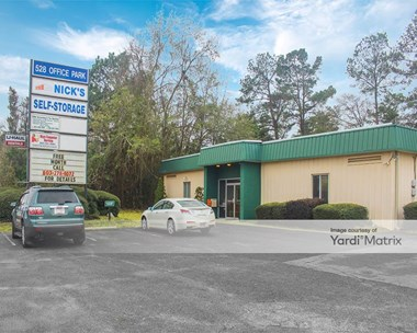 Image for Nick's Self Storage & Office Space - 422 Edgefield Road, SC