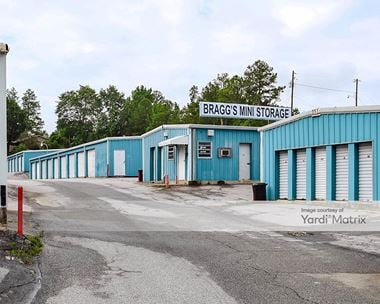 Storage Units for Rent available at 2401 10th Street, Phenix City, AL 36869