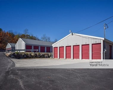 Storage Units for Rent available at 132 Portland Road, Gray, ME 04039 Photo Gallery 1