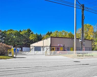 Storage Units for Rent available at 1 Industrial Pkwy, Brunswick, ME 04011