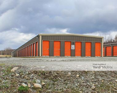 Storage Units for Rent available at 190 East Paulson Avenue, Wasilla, AK 99654