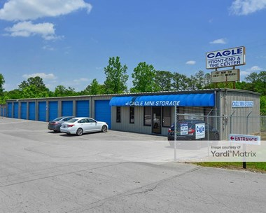 Storage Units for Rent available at 1837 West Moulton Street, Decatur, AL 35601 Photo Gallery 1