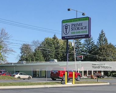 Storage Units for Rent available at 65 Freemans Bridge Road, Glenville, NY 12302