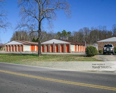 Image for AAA Mini Storage - 3300 Henderson Avenue NW, TN