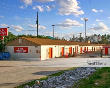 Storage Units for Rent available at 6712 Ringgold Road, East Ridge, TN 37412