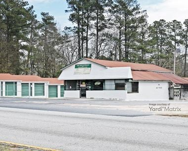 Storage Units for Rent available at 2703 Jefferson Davis Hwy, Langley, SC 29834