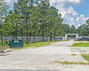 Storage Units for Rent available at 100 Bright's Lake Road, Hinesville, GA 31313