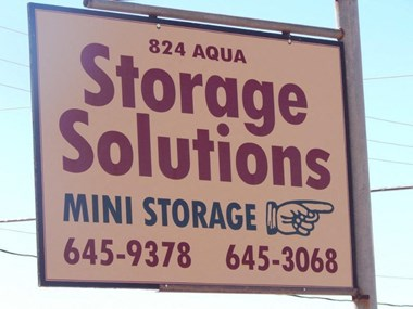 Storage Units for Rent available at 824 Aqua Avenue, Page, AZ 86040 Photo Gallery 1