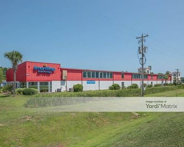 Storage Units for Rent available at 4630 Dick Pond Road, Myrtle Beach, SC 29588