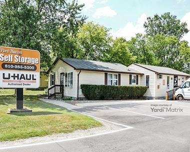 Storage Units for Rent available at 1900 Yeager Street, Port Huron, MI 48060