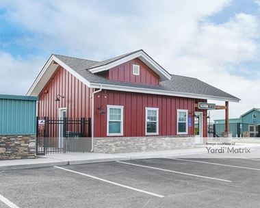 Storage Units for Rent available at 901 Buckley Road, San Luis Obispo, CA 93401