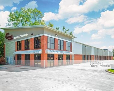 Storage Units for Rent available at 7133 South Jackson Avenue, Tulsa, OK 74132