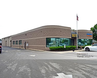 Image for Commercial Self Storage - 8070 Castleton Road, IN