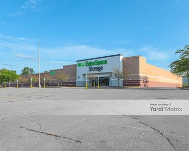 Storage Units for Rent available at 1885 West 1st Street, Springfield, OH 45504
