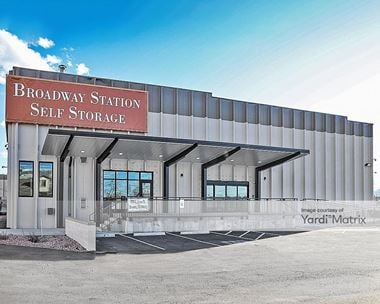 Image for Broadway Station Self Storage - 1475 South Acoma Street, CO