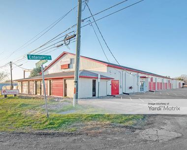 Storage Units for Rent available at 502 Industrial Park Avenue, Asheboro, NC 27205