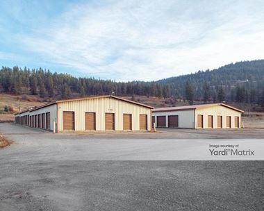 Storage Units for Rent available at 193 Buena Vista Drive, Colville, WA 99114