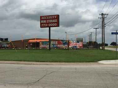 Storage Units for Rent available at 502 Industrial Boulevard, Temple, TX 76501