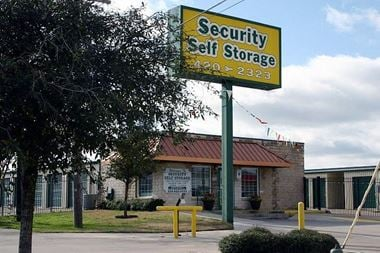Storage Units for Rent available at 8811 Van American Drive, Waco, TX 76712
