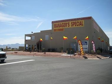 Storage Units for Rent available at 4075 W. Camero Ave, Las Vegas, NV 89139