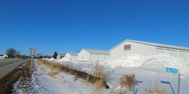 Storage Units for Rent available at N5270 Wisconsin 55, Hilbert, WI 54129