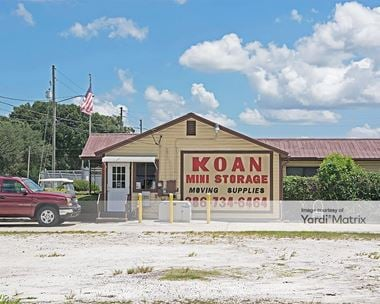 Storage Units for Rent available at 499 North Spring Garden Avenue, Deland, FL 32720