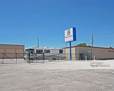 Storage Units for Rent available at 2285 West Navy Blvd, Pensacola, FL 32505