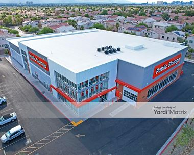 Storage Units for Rent available at 8895 South Maryland Pkwy, Las Vegas, NV 89123