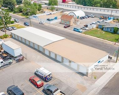 Storage Units for Rent available at 126 North Grant Avenue, American Fork, UT 84003