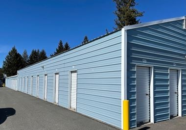 Storage Units for Rent available at 2990 East Palouse River Drive, Moscow, ID 83843